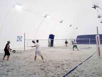 Beach Tennis Bologna